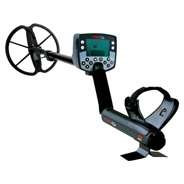 Металлоискатель Minelab Explorer E-Trac